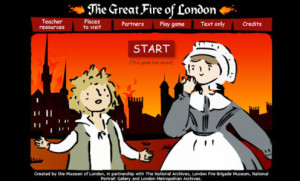 Fire of London game