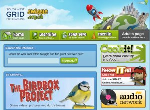 Swiggle search engine for kids