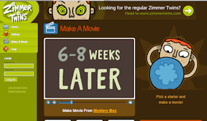 Make your own animated film
